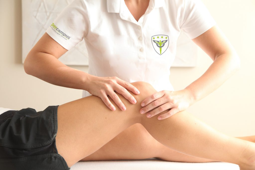 Physiotherapie, Osteopathie, EMS
